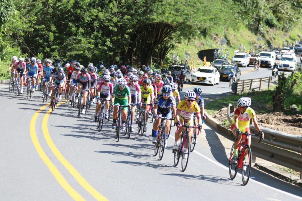 Equipos confirmados para la vuelta a colombia femenina uci for Equipos de ciclismo